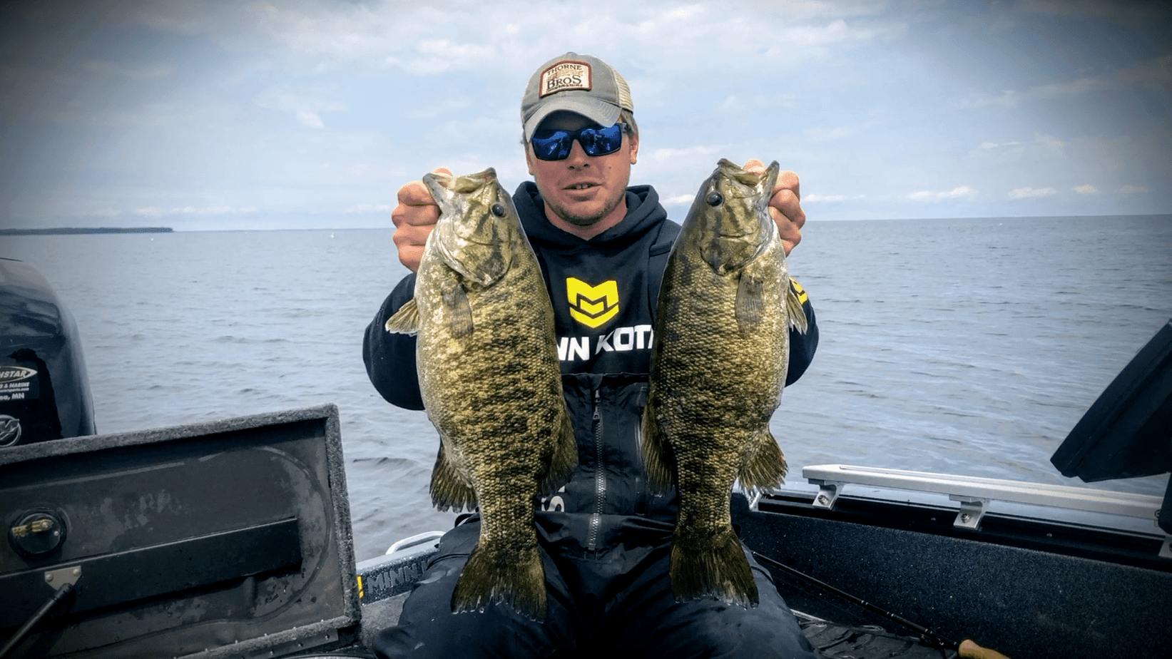 Green Bay (WI) Smallmouth Report – Doug Wegner