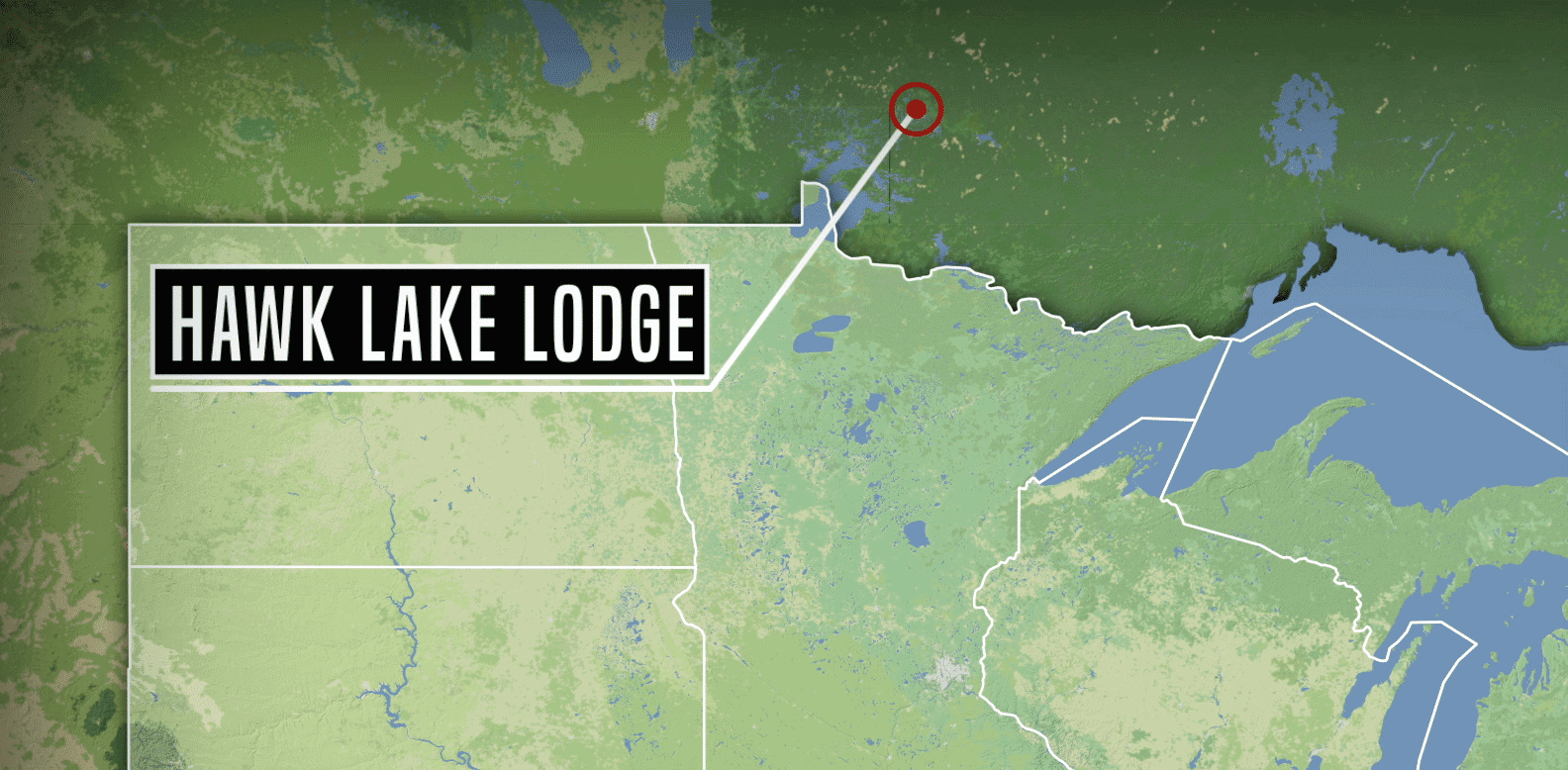 Hawk Lake Lodge – BIG Walleye Destination