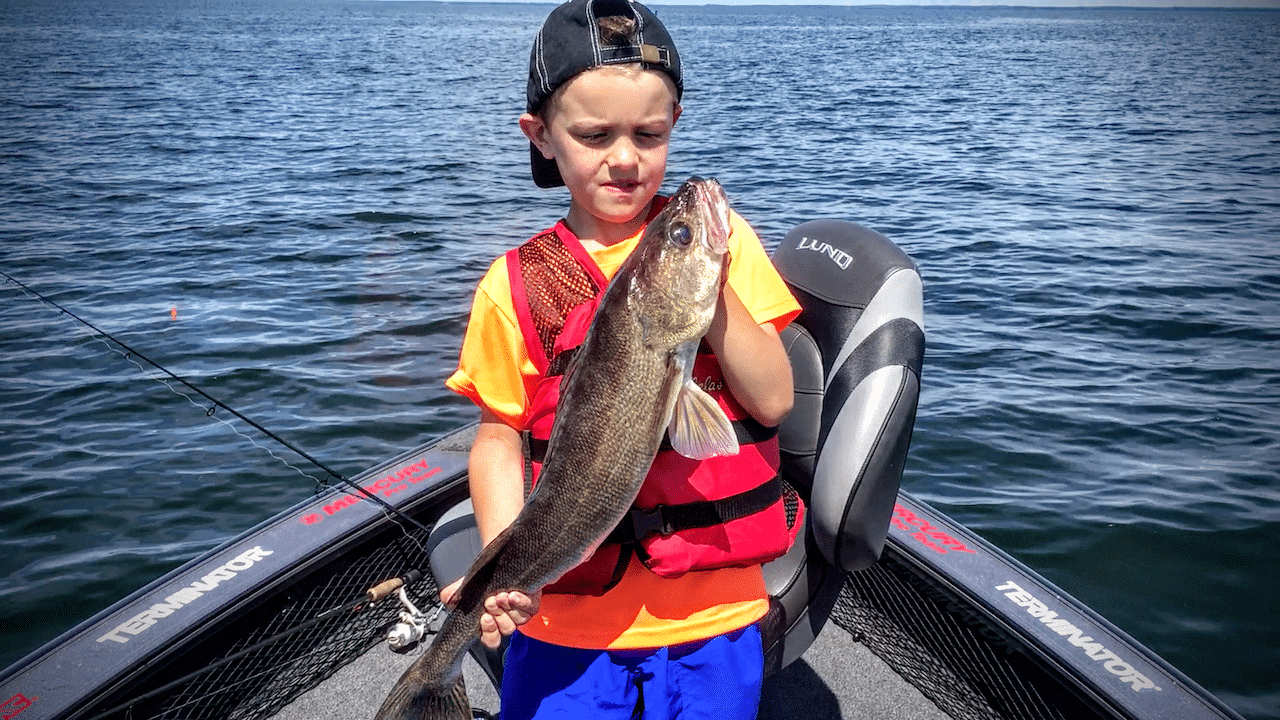 Mille Lacs Lake (MN) Fishing Report – Troy Smutka