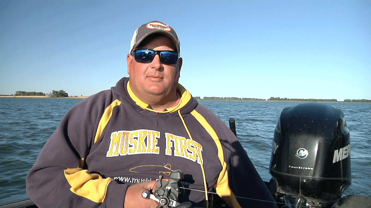 Devils Lake & Lake Sakakawea (ND) Fishing Report — Cody Roswick