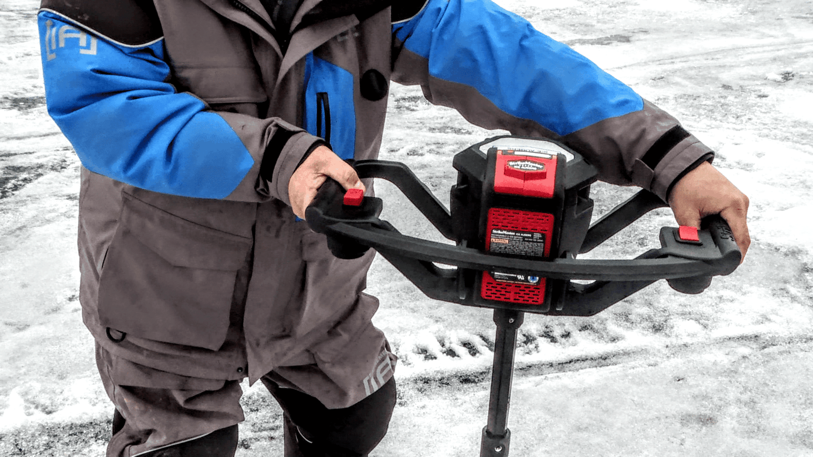 ELECTRIC Ice Auger Safety Tips