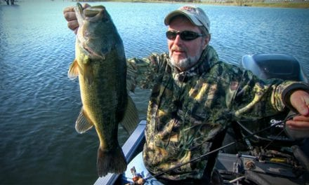 High Water Bass in Spring