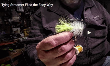 Tying Streamer Flies the Easy Way