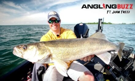 Finding Walleye – AnglingBuzz TV