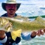 Hayward Walleye, Bass & Lake Superior Trolling Report