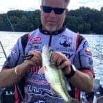 Minnesota Bass Fishing August Report