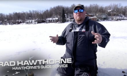 Choosing the Right Tuned Up Walleye Rod