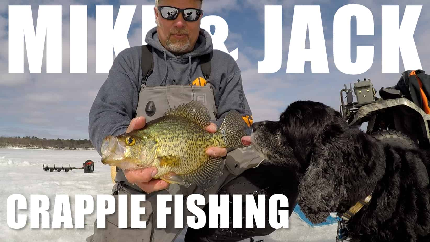 Late Ice Crappies
