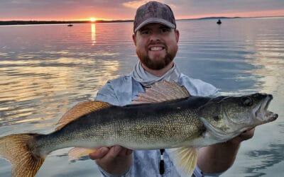 Mille Lacs Lake Buzz Bite Report 6-7-2021
