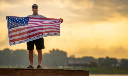 Marathon Man Gears Up for Another Fishing World Record